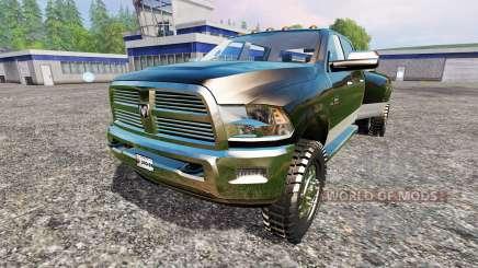 Dodge Ram 3500 v2.0 для Farming Simulator 2015