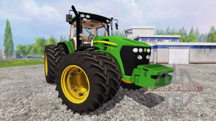 John Deere 7730 v2.0 для Farming Simulator 2015