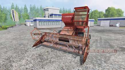 СКД-5 Сибиряк для Farming Simulator 2015