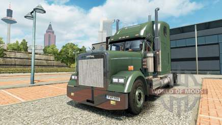 Freightliner Classic 120 v1.0 для Euro Truck Simulator 2