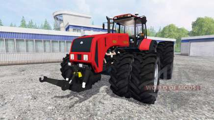 Беларус-3522 v1.6 для Farming Simulator 2015