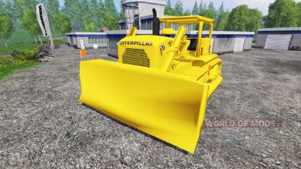Caterpillar D9G для Farming Simulator 2015