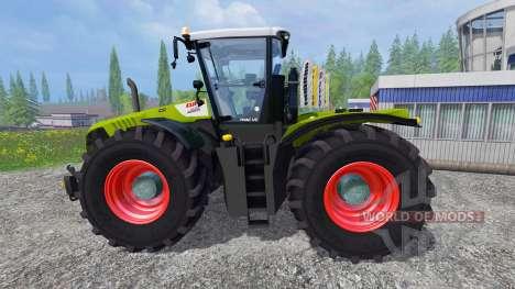 CLAAS Xerion 5000 v1.1 для Farming Simulator 2015