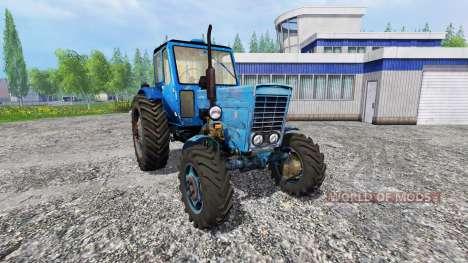 МТЗ-52Л для Farming Simulator 2015