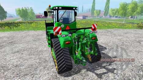 John Deere 9560RX v2.0 для Farming Simulator 2015