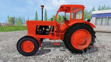 МТЗ-50 для Farming Simulator 2015