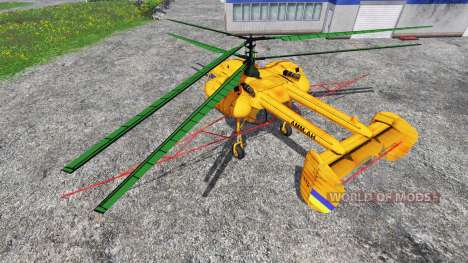 Ка-26 для Farming Simulator 2015