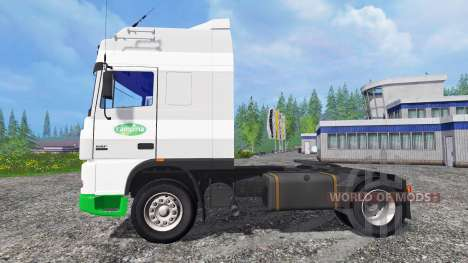 DAF XF Campina для Farming Simulator 2015