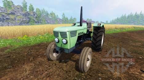 Deutz-Fahr 4506 для Farming Simulator 2015