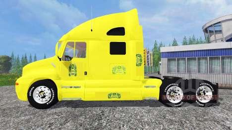 Kenworth T2000 [John Deere] для Farming Simulator 2015