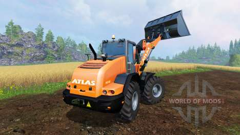 ATLAS AR80 для Farming Simulator 2015