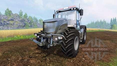 JCB 3230 Fastrac [black edition] для Farming Simulator 2015