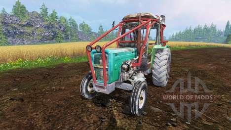 Ursus C-355 [forest] для Farming Simulator 2015
