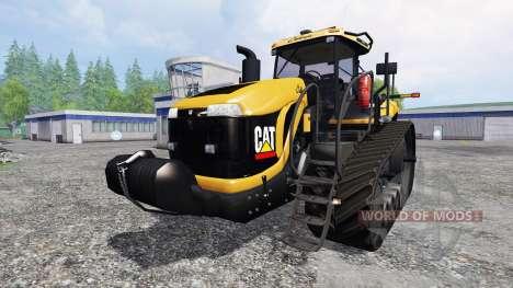 Caterpillar Challenger MT865B v2.0 для Farming Simulator 2015