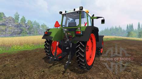Fendt Favorit 515C для Farming Simulator 2015