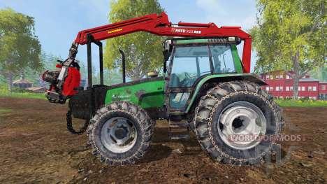 Valtra Valmet 6600 [forest washable] для Farming Simulator 2015