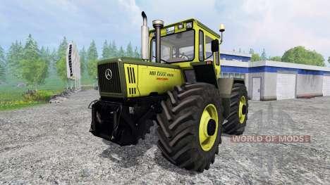 Mercedes-Benz Trac 1800 Intercooler для Farming Simulator 2015
