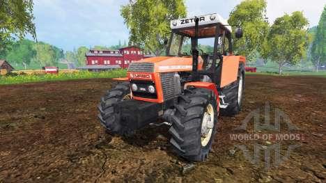 Zetor 12145 [forest] для Farming Simulator 2015