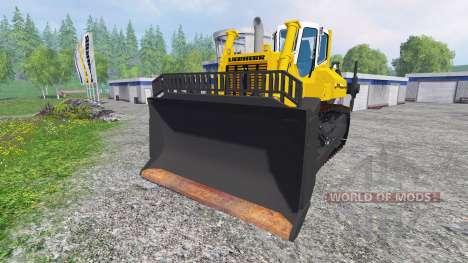 Liebherr PR 764 для Farming Simulator 2015