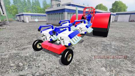 Puller Powerstoke для Farming Simulator 2015