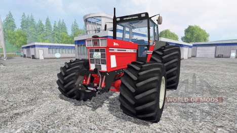 IHC 1255XL для Farming Simulator 2015