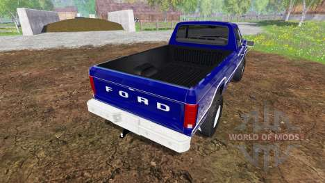 Ford Ranger F-150 1981 для Farming Simulator 2015