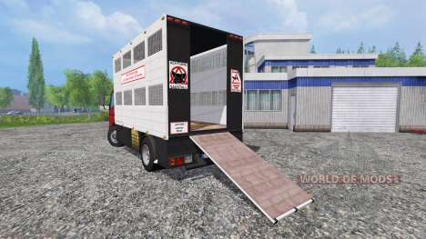 Mitsubishi Fuso для Farming Simulator 2015