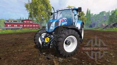 New Holland T7.200 для Farming Simulator 2015