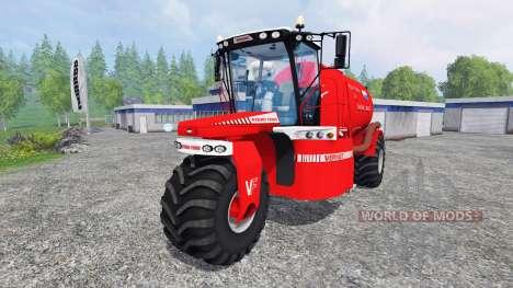 Vervaet Hydro Trike для Farming Simulator 2015