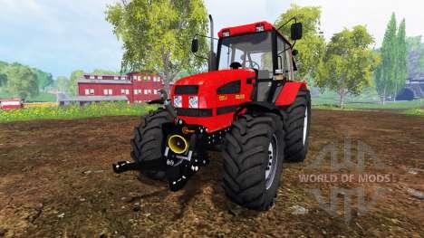 Беларус-1221.4 v4.0 для Farming Simulator 2015