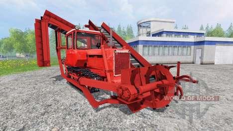 ДТ-75 [ПНД-250] для Farming Simulator 2015
