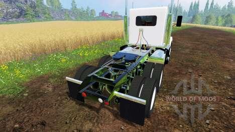 Kenworth T600 для Farming Simulator 2015