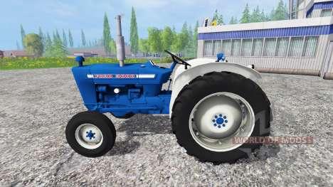 Ford 3000 для Farming Simulator 2015