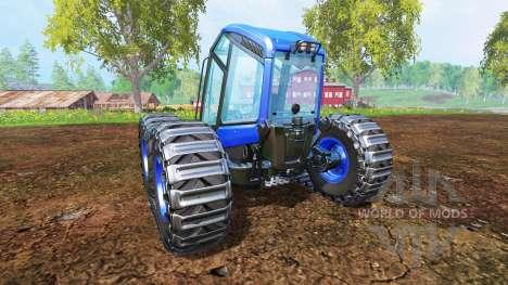 Geotrupidae v2.1 для Farming Simulator 2015