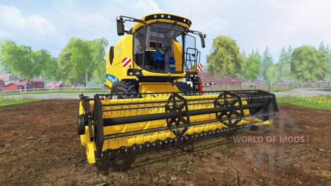 New Holland TC4.90 для Farming Simulator 2015