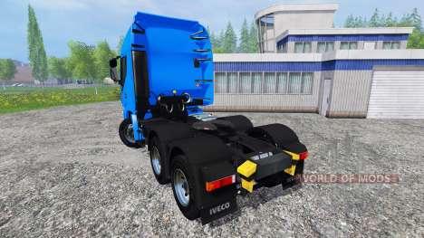 Iveco Stralis Hi-Way для Farming Simulator 2015