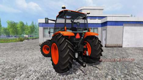 Kubota M135GX для Farming Simulator 2015