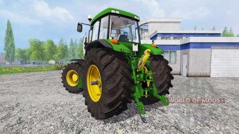 John Deere 7810 [washable] для Farming Simulator 2015