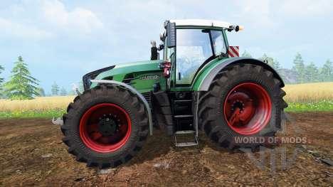 Fendt 936 Vario [pack] v2.1 для Farming Simulator 2015
