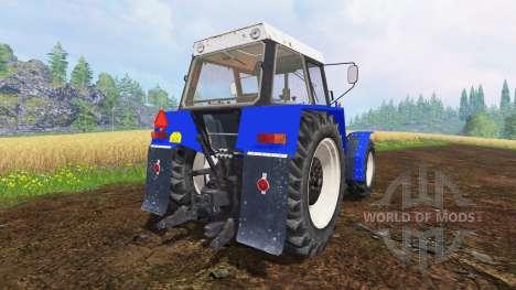Zetor 16045 для Farming Simulator 2015