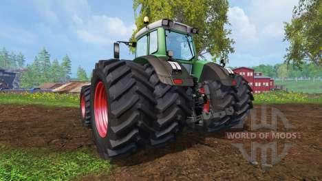 Fendt 927 Vario для Farming Simulator 2015