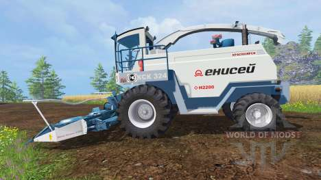 Енисей-324 для Farming Simulator 2015