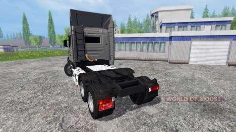 Scania 124G для Farming Simulator 2015
