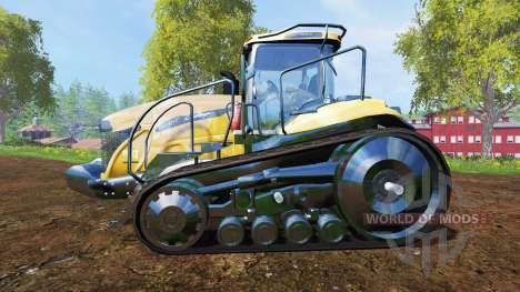 Caterpillar Challenger MT875D v2.1 для Farming Simulator 2015