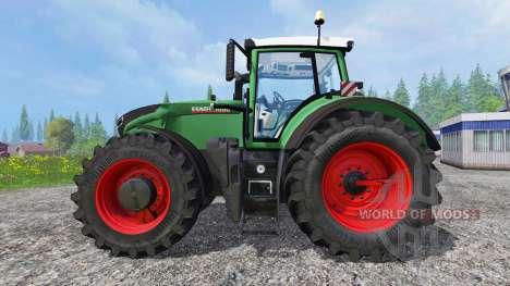 Fendt 1050 Vario v1.1 для Farming Simulator 2015