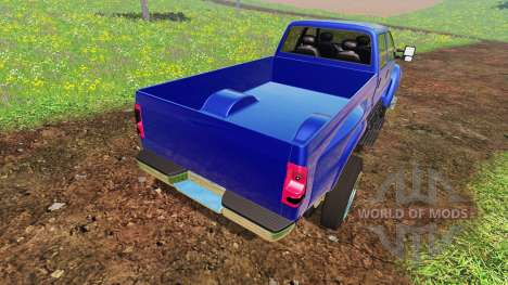 Ford F-650 для Farming Simulator 2015
