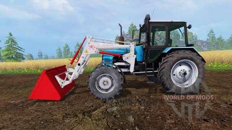 МТЗ-1221 Беларус для Farming Simulator 2015