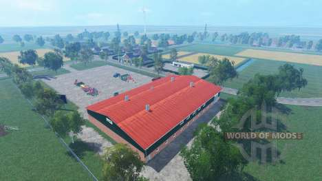 Nederland v1.5 для Farming Simulator 2015