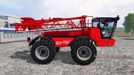 Agrifac Condor ll для Farming Simulator 2015