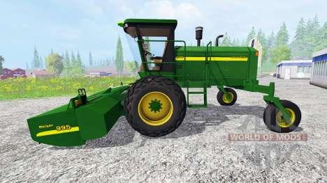 John Deere 4995 v1.0 для Farming Simulator 2015